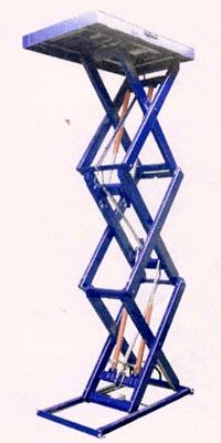 Подъемный стол  (платформа)