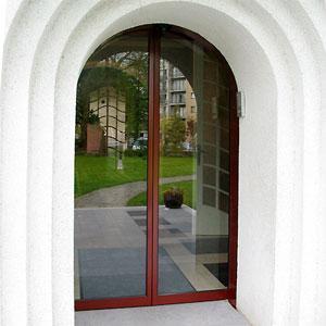 Автоматические двери с оператором DIVA L от PORTALP