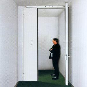 Противопожарные двери Hormann (Херман)  серии HG 19 двухстворчатые T90-2