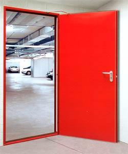 Противопожарные двери Hormann (Херман)  серии HRUS 60 Q-1