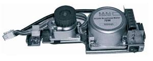 Автоматические двери KTH: шаговый двигатель
