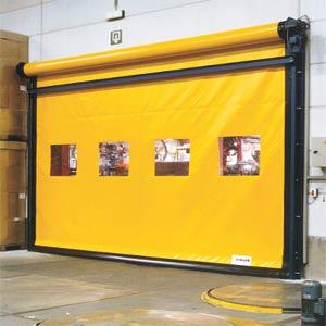 Скоростные ворота Dynaco M2 Compact внутреннего применения
