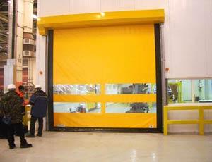 Скоростные ворота Dynaco M2 Power наружного применения