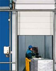 Скоростные ворота Hormann секционные ISO-Speed TK