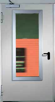 Противопожарные двери Teckentrup T90-1
